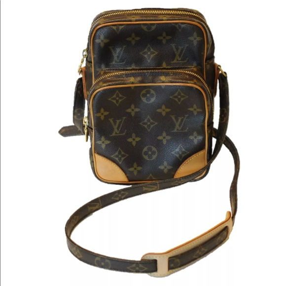 c70ad44cc3 Louis Vuitton Handbags - LOUIS VUITTON AMAZON MONOGRAM CROSSBODY BAG
